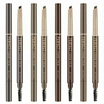 Perfect Eyebrow Styler от Missha, Цвет Dark Brown